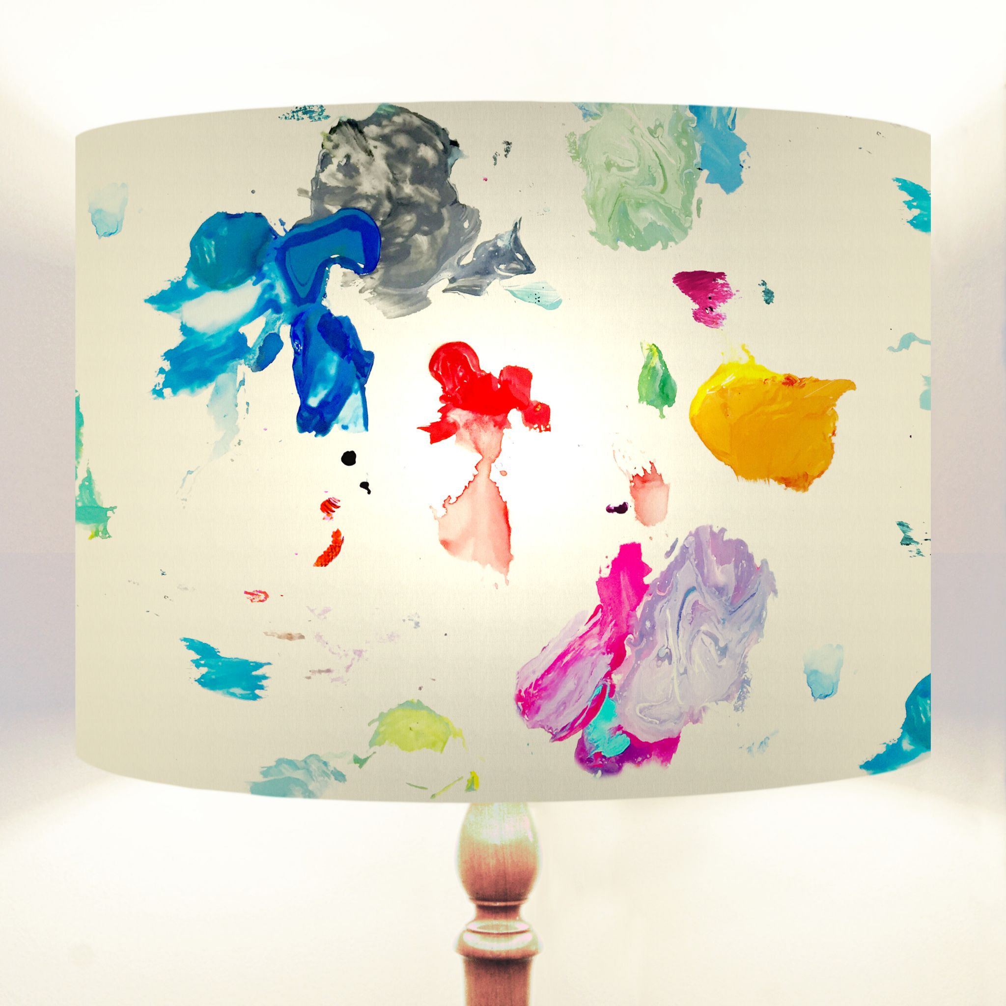 Studious drum lamp shade mozeypictures Gallery